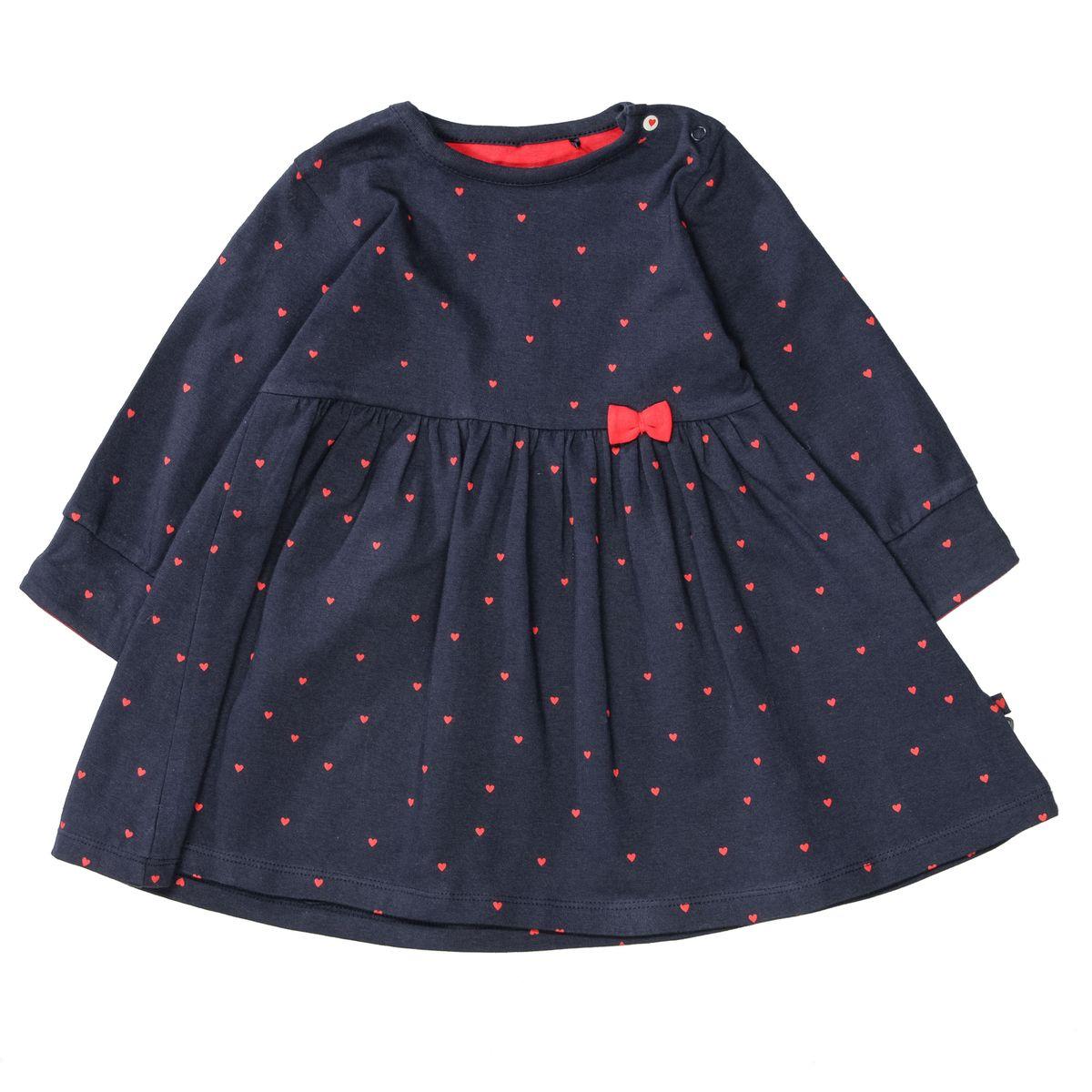 Kleid Herzchen - Tinte