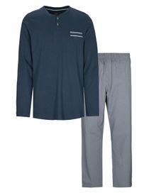 COMMANDER Schlafanzug - Silver