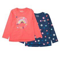 2er-Pack Sweatshirts - Bunt Sortiert