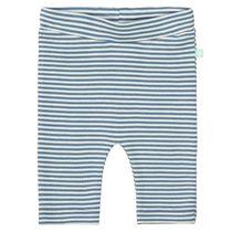 ORGANIC COTTON Leggings mit Allover-Print - Jeans Blue Streifen