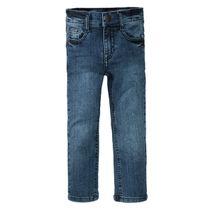 ATTENTION Jungen Jeans mit verwaschener Optik - Mid Blue Denim