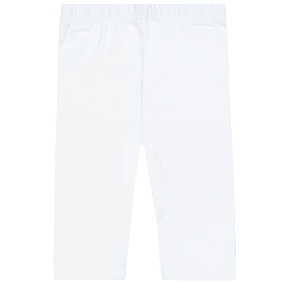 Capri-Leggings - Weiss