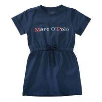MARC O'POLO Kleid aus Bio-Baumwolle - Washed Blue