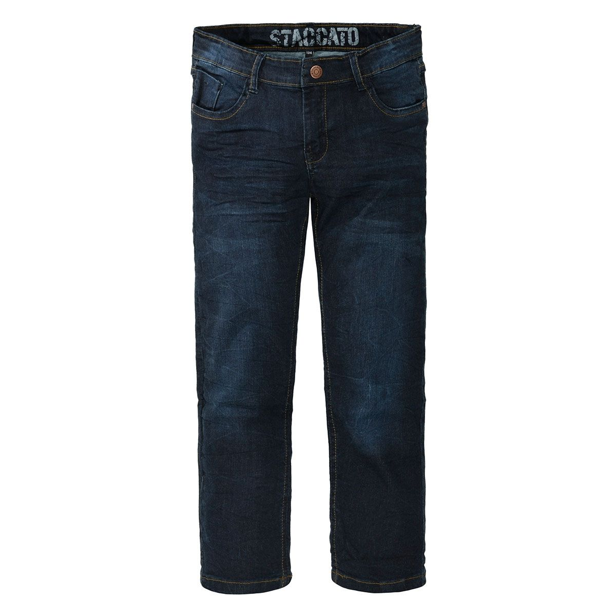 Jungen Jeans JONAS Big Fit - Blue Denim