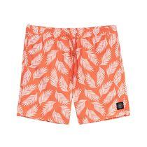 MARC O'POLO Badeshorts mit Allover-Print - Coral Leaf