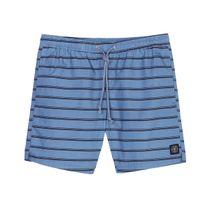 MARC O'POLO Badeshorts mit Streifen - Blue Stripes