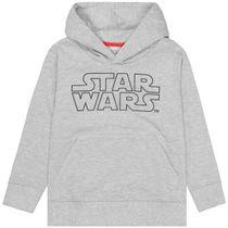 Sweatshirt Star Wars - Warm Grey Melange