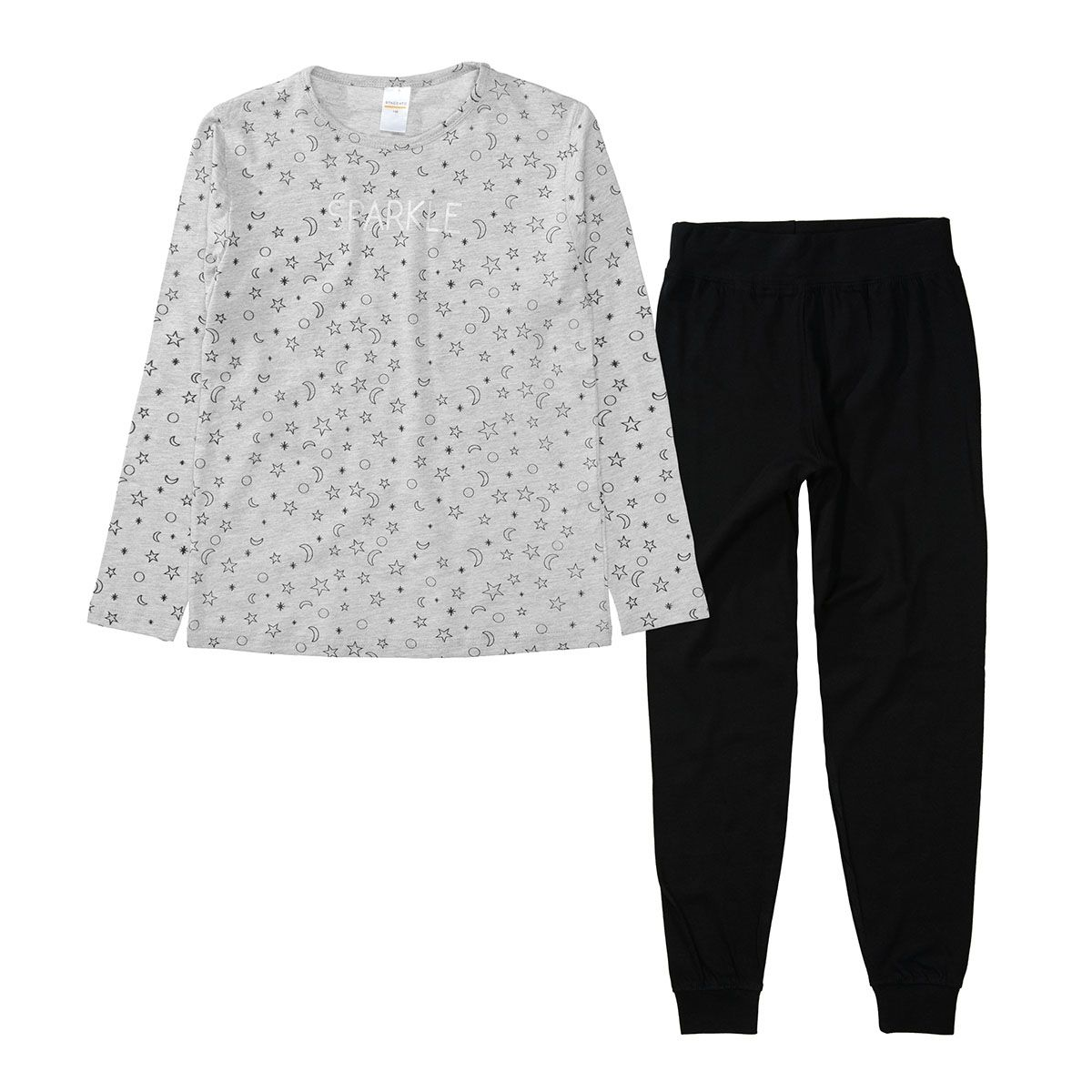 Pyjama SPARKLE - Soft Silver