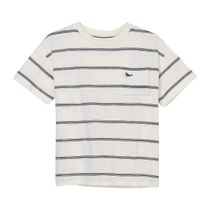 MARC O'POLO T-Shirt  aus reiner Bio-Baumwolle - Natural White
