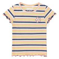 T-Shirt im Streifen-Design - Light Powder