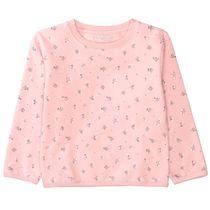 Sweatshirt mit Allover-Print - Rose Flower