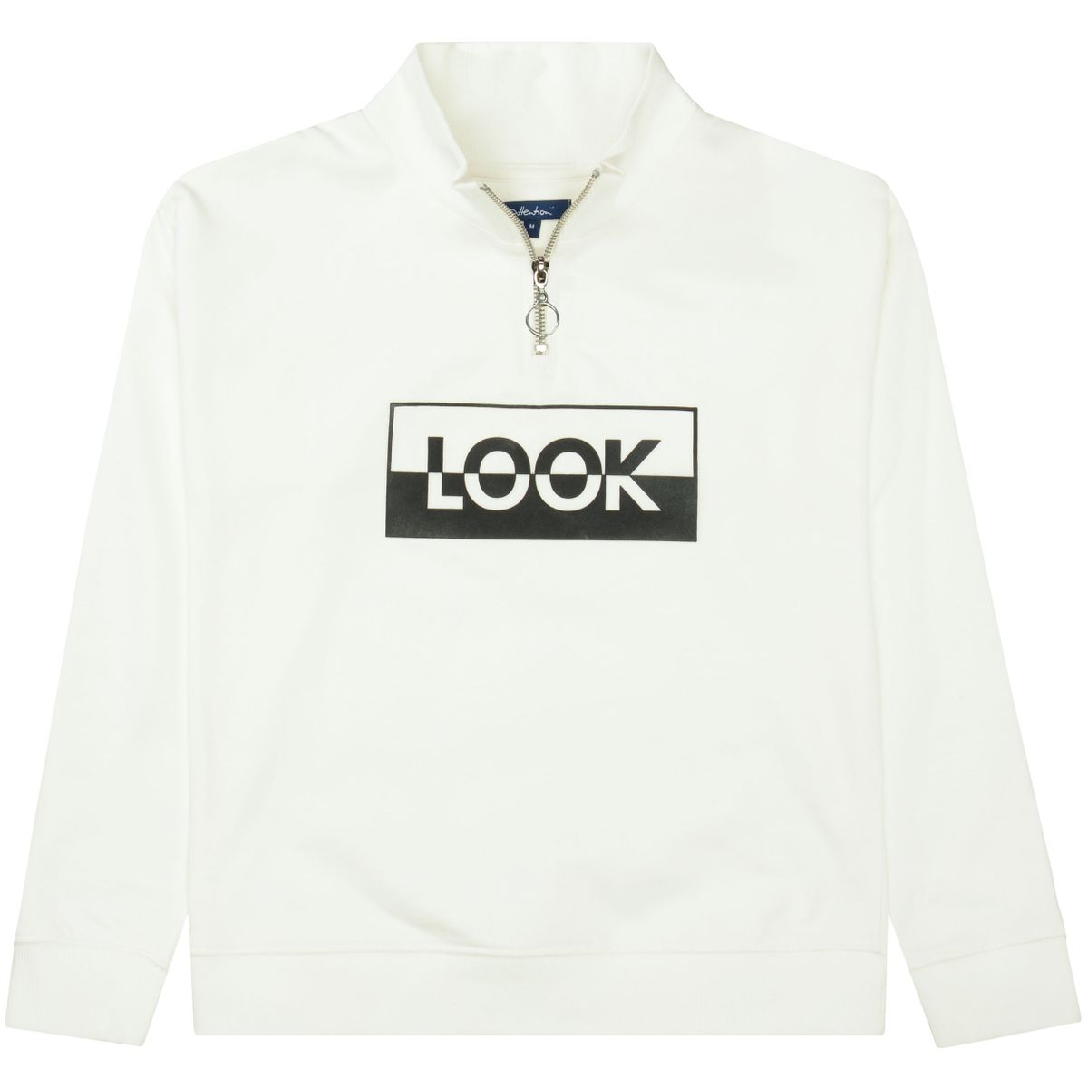 ATTENTION Sweatshirt LOOK - Offwhite