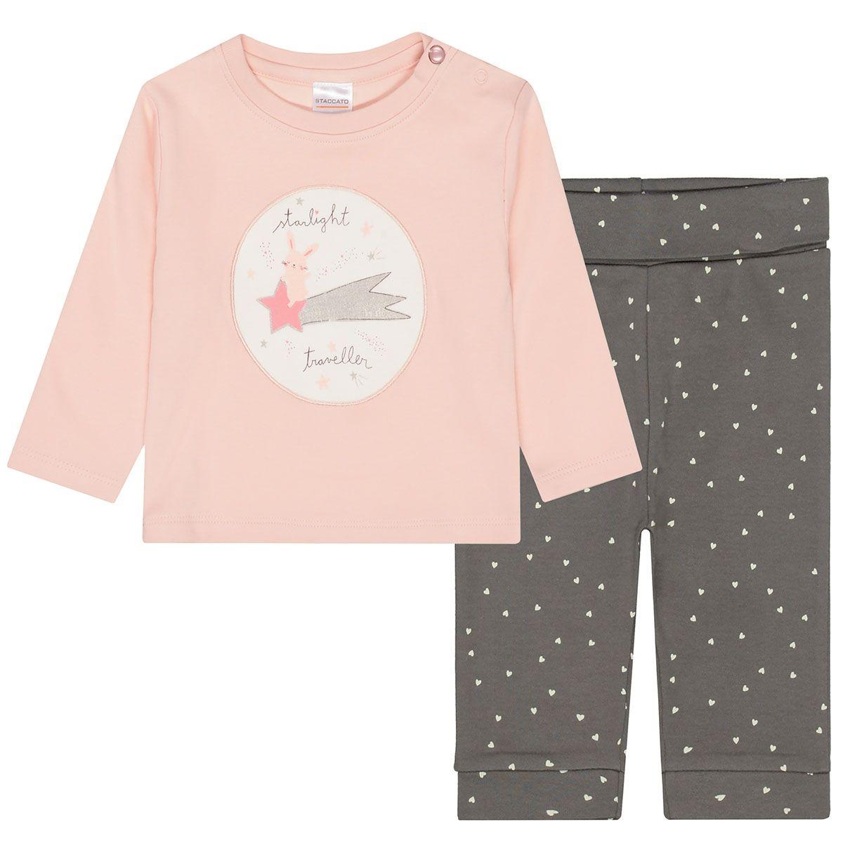 ORGANIC COTTON Pyjama – Powder