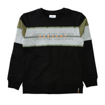 Sweatshirt COMPLETE - Black