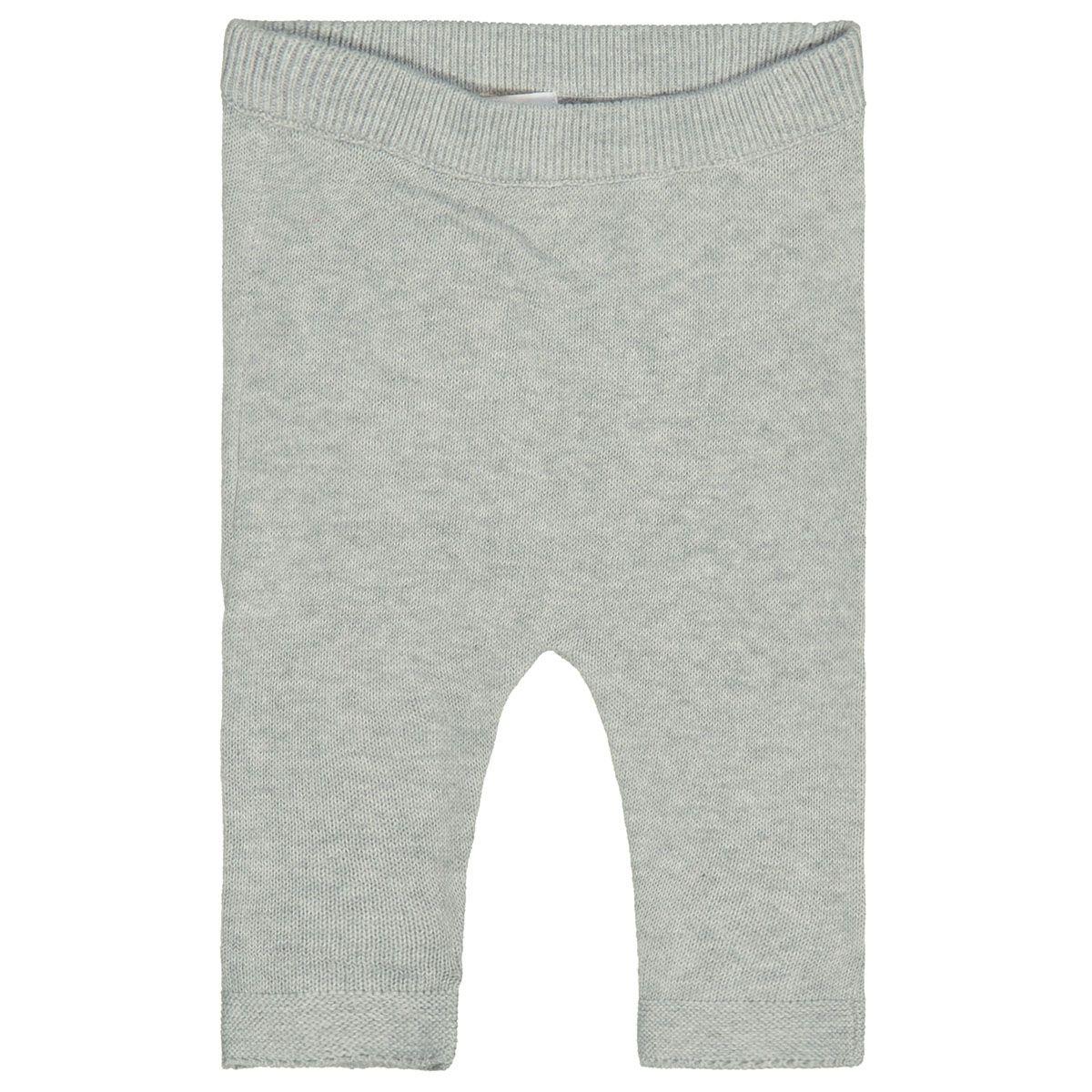 Strickhose - Stone Grey Melange