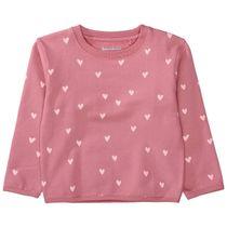 Sweatshirt mit Allover-Print - Berry Heart