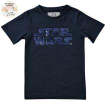 Star Wars T-Shirt Wendepailletten - Dark Tinte