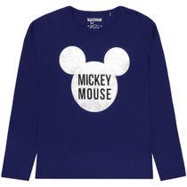 Shirt Mickey Mouse - Cobalt