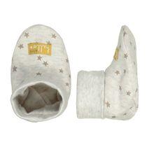 ORGANIC COTTON Schuhe mit Allover-Print - Soft White