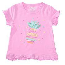 T-Shirt YOU LOVE SUMMER - Lavendel