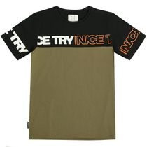 T-Shirt NICE TRY - Olive