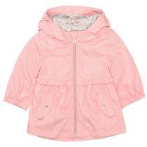 Jacke mit Volant-Besatz - Soft Pink