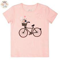WENDEPAILLETTEN T-Shirt - Blush