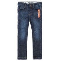 Jungen Skinny Jeans Slim Fit - Dark Blue Denim