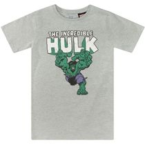 Marvel T-Shirt HULK - Grey Meliert