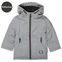 Jacke im reflektierendem Design - Silver Reflective