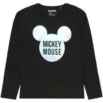 Shirt Mickey Mouse - Black