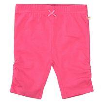 Capri Leggings mit Schleife - Shiny Pink