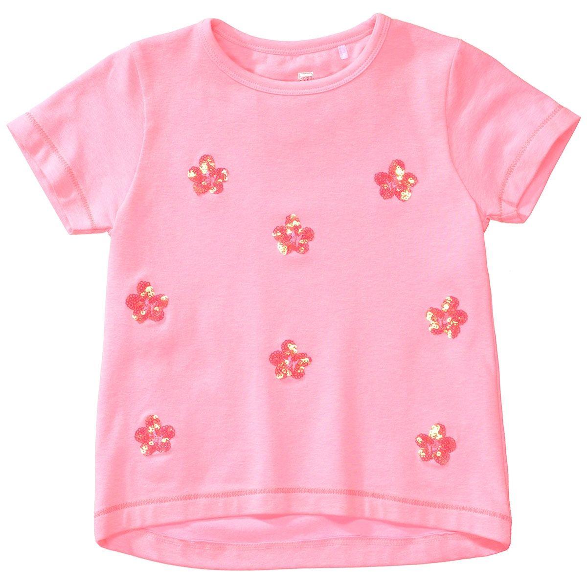 T-Shirt Pailletten - Candy