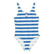 MARC O'POLO Badeanzug im Streifen-Design - Blue Stripe