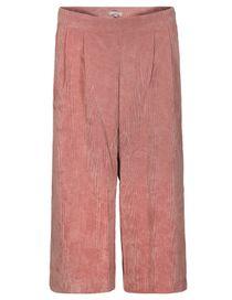 Culotte Hose mit Bundfalten - Orchid Pink