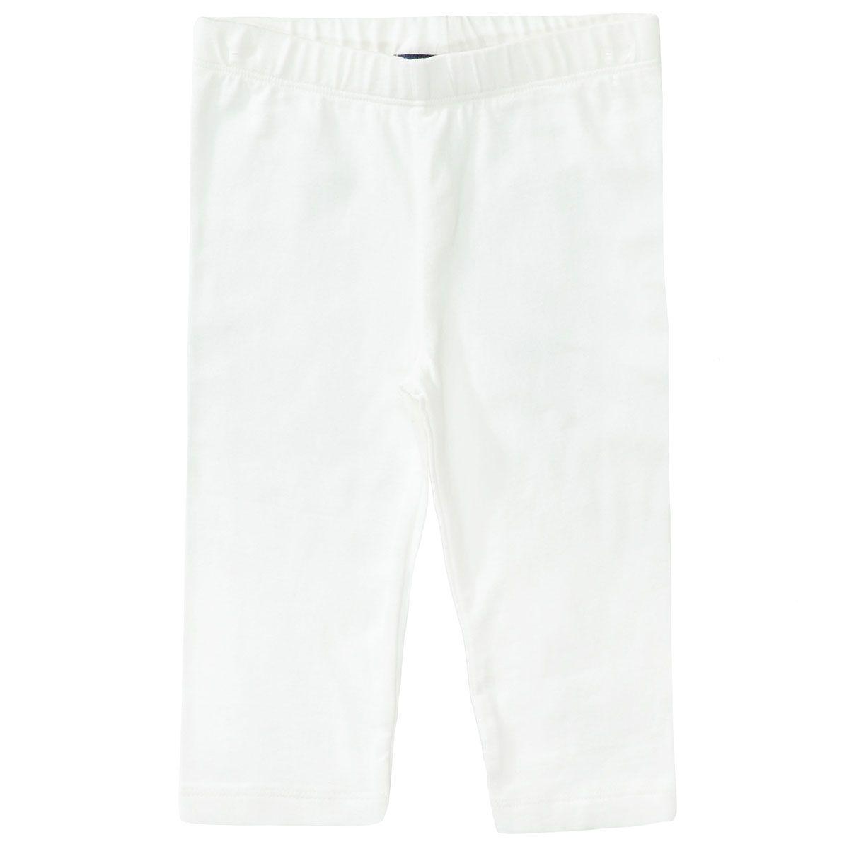 Basic Capri-Leggings - Offwhite