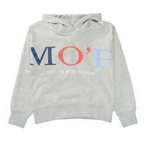 MARC O'POLO Hoodie aus Bio-Baumwolle - Grey Melange