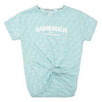 JETTE T-Shirt SUMMER - Ice Blue