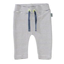ORGANIC COTTON Baby Leggings - Offwhite Streifen