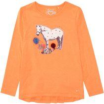 JETTE Tunika My Pony - Orange Melange