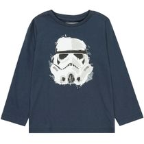 Mini Langarmshirt Star Wars Stormtrooper - Midnight