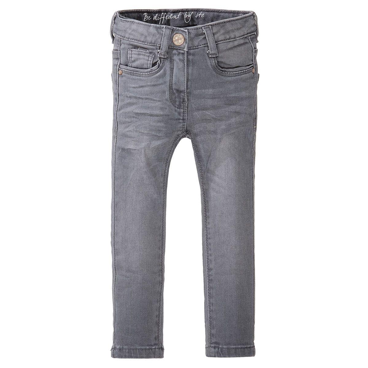 Mädchen Skinny Jeans Slim Fit - Grey Denim