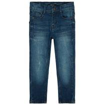 ATTENTION Jungen-Skinny-Jeans SLIM FIT - Mid Blue Denim