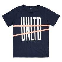 ATTENTION T-Shirt DONT STAND STILL - Deep Sea