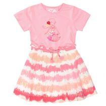 JETTE Kleid mit Pailletten-Applikationen - Taffy Rose