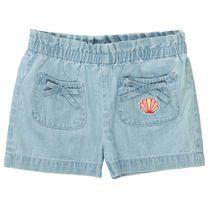 JETTE Shorts - Light Blue Denim