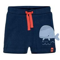 ORGANIC COTTON Shorts WAL - Dark Tinte