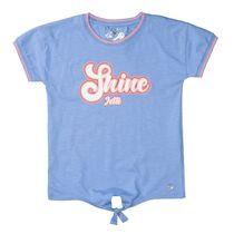 JETTE T-Shirt SHINE - Powder Blue
