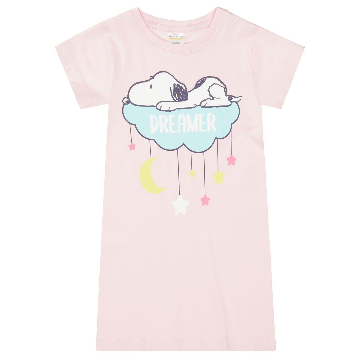 Sleepshirt PEANUTS - Cherry Blossom