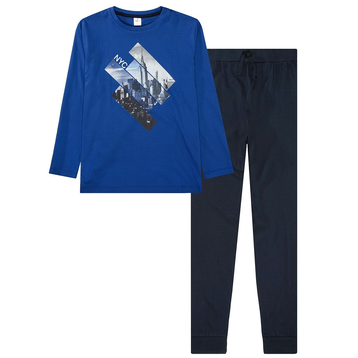 Pyjama NYC - Dark Blue Navy